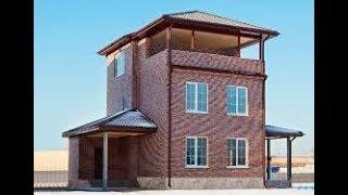 Купить дом в Анапе. Кирпичная отделка за сущие копейки. Дом 108 м для своих в укромном месте.