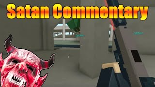[ROBLOX: Phantom Forces] - Shenanigans With Satan Commentary