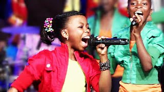 LOUVOR AFRICANO 💓 Milele Na Milele ⚡ Coral de Crianças '' Proclaim Music ''