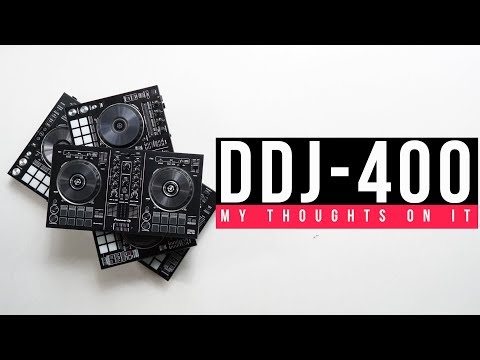 2 Reasons To Buy The DDJ-400 (BEST BEGINNER DJ CONTROLLER)