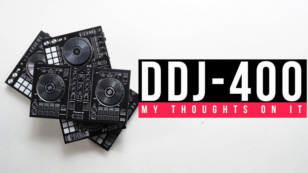 2 Reasons To Buy The DDJ-400 (BEST BEGINNER DJ CONTROLLER)