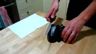 KYOCERA Sharpener DS-50 KYOCERA.MOV