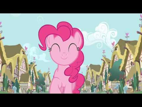 My little pony песня Пинки Пай-smile smile smile(rus/рус)