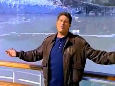 "David Hasselhoff  - ""Hooked On A Feeling""  Official Music Video"