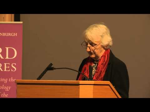 Baroness Onora O'Neill - From Toleration to Freedom of Expression