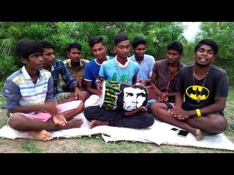 Chennai gana-thala thalapathi song melpakkam boy's
