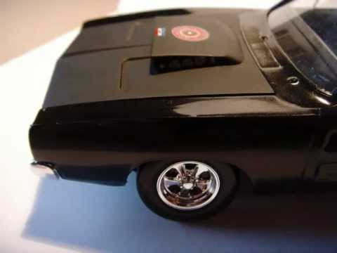 Revell 1968 Dodge Charger 1 25 Youtube