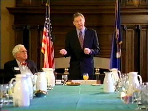 "US Senator Rod Grams ""Our Senator"" campaign ad 2000"