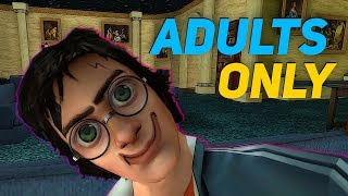 HOGWARTS AFTER DARK - Gmod Trolling