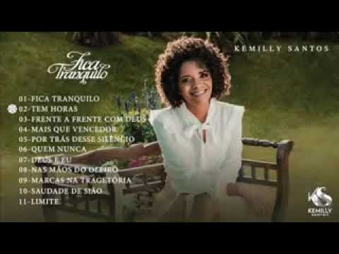 KEMILLY SANTOS  FICA TRANQUILO / CD COMPLETO