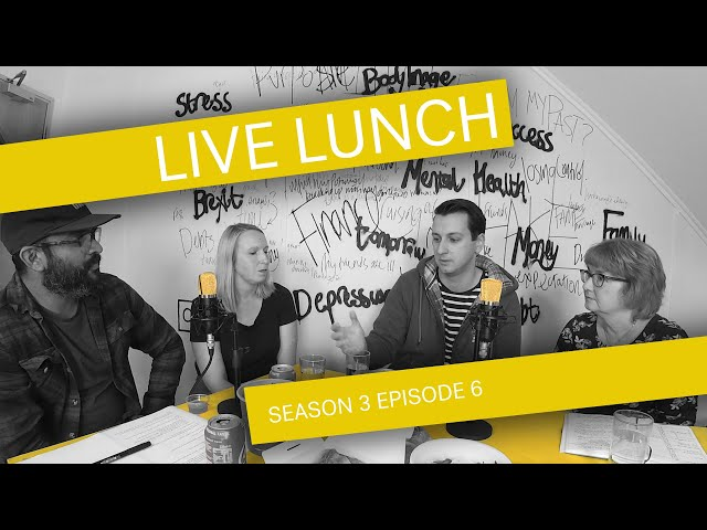 #LiveLunch Cover Image