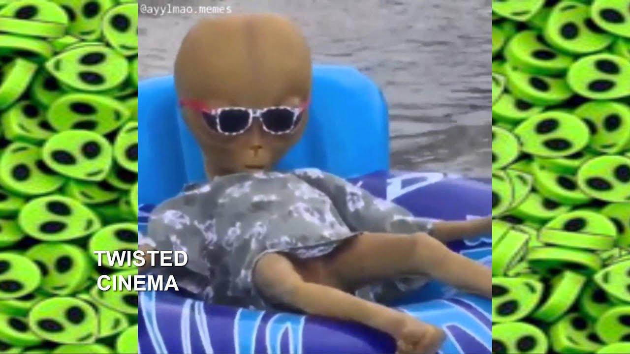 [NEW] Ayy Lmao Alien EXTREME Compilation - YouTube