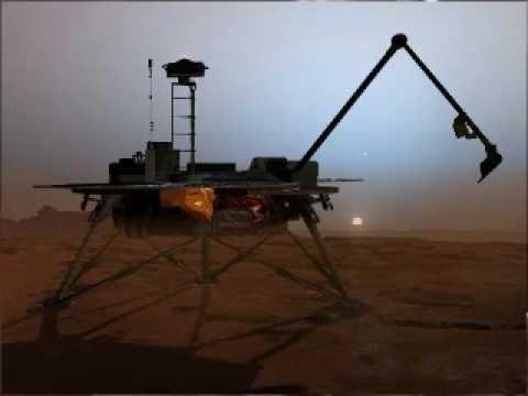 The Phoenix Mars Lander