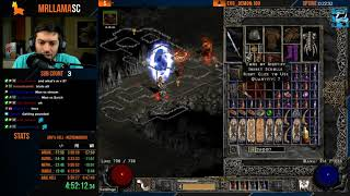Path of Diablo - Hemorrhage necro speedrun part 2 + farming