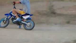 Dragon 125cc 4t Pit bike Castellano
