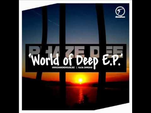 PHAZE DEE - World Of Deep (Original Mix) [Diamondhouse]