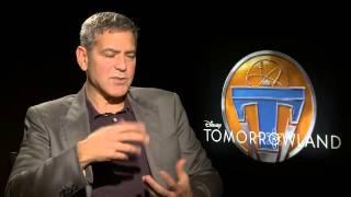 Клуни рассказывает о новом фильме, жене и о Геноциде армян