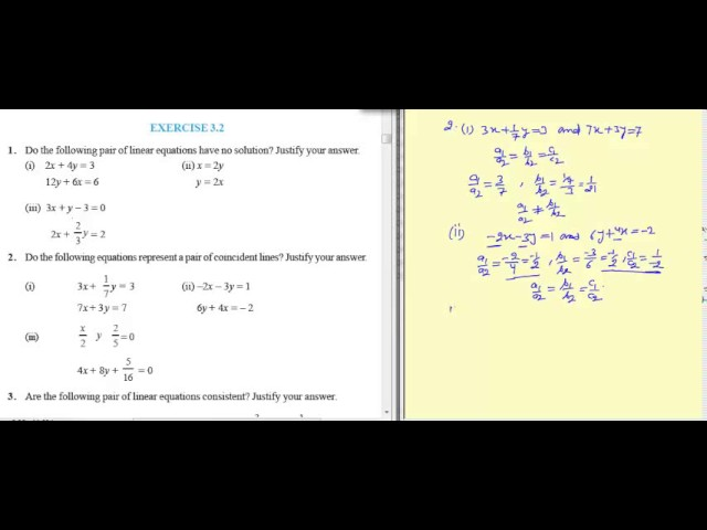 NCERT Exemplar Problems for Class 10 Maths in PDF Form to