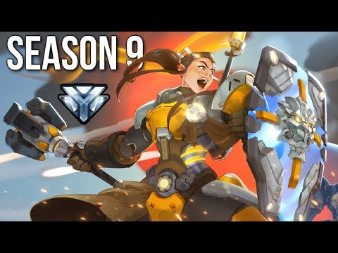 Season 9 Placements & Brigitte Pre-Hype: Overwatch Competitive (#76)