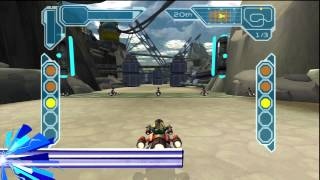 Ratchet & Clank 2 (HD) - All Platinum Bolts & Skill Points (Barlow)