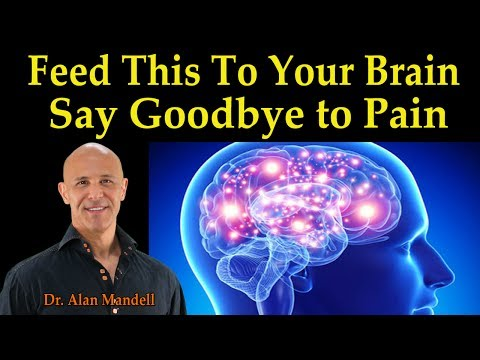 Feed This To Your Brain and Say Goodbye to Chronic Pain -  D