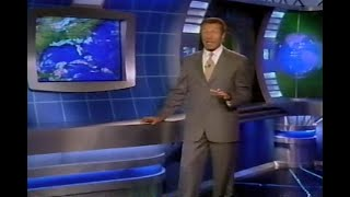 WSVN TV 7 News At 10 Miami June 18, 2001