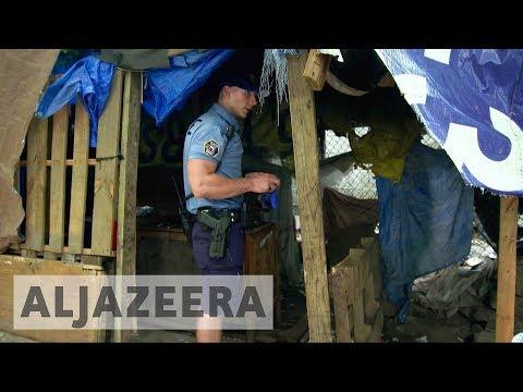 US: Philadelphia to shut down heroin market