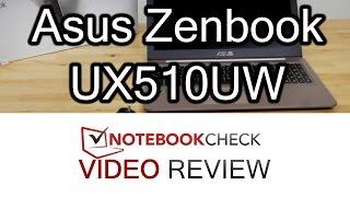 aSUS Zenbook UX510 review. 15-inch gaming ultrabook (GTX 960m)