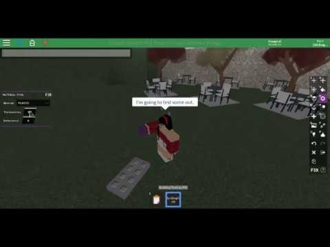 Roblox F3x How To Make A Block Transparent By Biihzzard