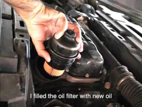 Hyundai Genesis 2012 3 8l Engine Oil Change Youtube