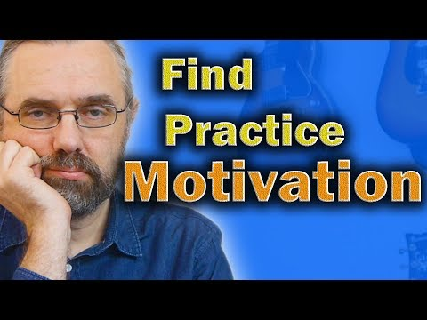 "How to Solve the ""I Have no Practice Motivation"" Problem"