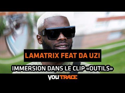 Youtube: Lamatrix & DA Uzi – IMMERSION du clip«Outils»