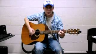 """Southern Belle"" by Scotty McCreery - Cover by Timothy Baker *MY ORIGINAL MUSIC IS ON iTUNES!*"