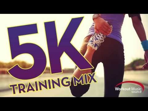 Workout Music Source  5K Training Mix 30 Min RunWalk Intervals