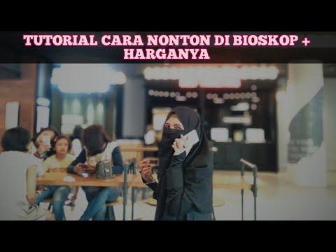#NJVLOG60 - TUTORIAL CARA NONTON DI BIOSKOP + HARGANYA