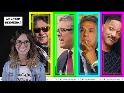 Secuestrados en Ecuador, Santrich a la Picota, Duque y el embarazo y más - Me Acabo de Enterar