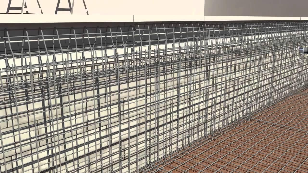 Como hacer piscina desbordante poolppm montaje de sistema for Pasos para construir una alberca