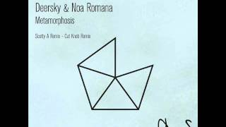 Noa Romana & Deersky - Metamorphosis (Original Mix) - Crossfade Sounds