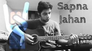 Sapna Jahan - Brothers [2015] - Guitar Tutorial