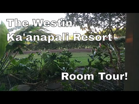 [HD] The Westin Ka'anapali Ocean Resort Villa Room Tour - Maui, Hawaii