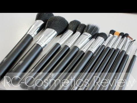 Review: Royal Care Cosmetics Makeup Brushes ♡