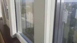 видео Остекление балконов в Одинцово