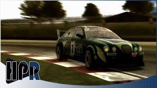 Racing in Superstars V8 Racing (PS3)