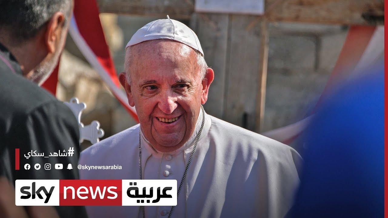 استعدادات لقداس كبير يقيمه البابا فرنسيس في أربيل  - نشر قبل 4 ساعة