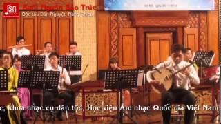 NẮNG CHIỀU - Đàn Nguyệt (Nhạc viện HN) | Nhạc dân tộc Việt Nam