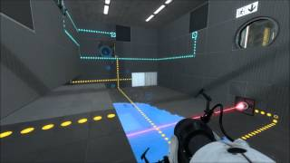 Portal 2 - Open World by (funny face symbols)
