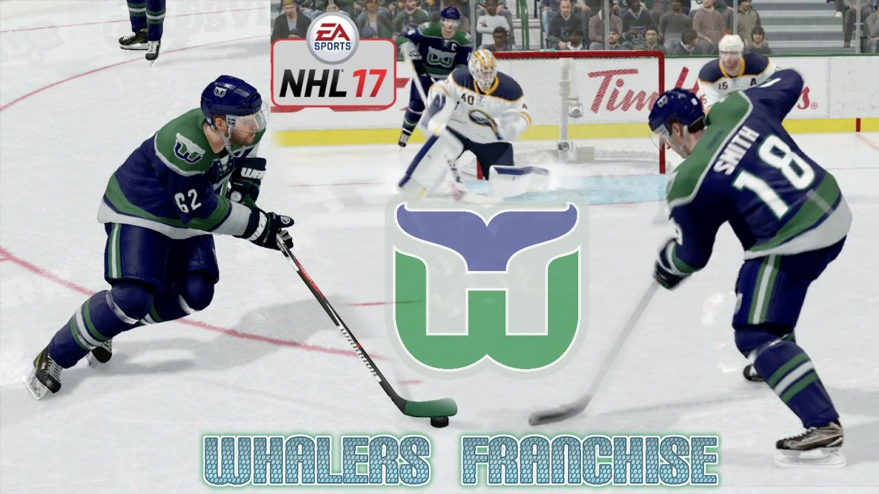 75b4b921 Hartford Whalers (Florida Panthers) Relocation Franchise - EP14 | NHL 17  (Xbox One)