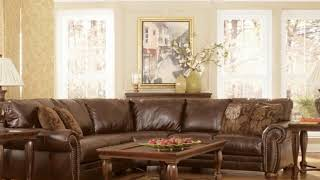 Ashley Furniture Small Sectional Leather Sofas Idea