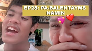Pa-balentayms namin | CANDY & QUENTIN | OUR SPECIAL LOVE