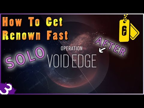 How to Get Renown Fast - How to Solo Terroist Hunt - Rainbow Six Siege Renown